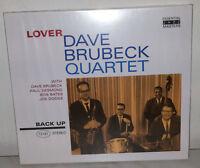 CD DAVE BRUBECK - QUARTET - LOVER - NUOVO NEW