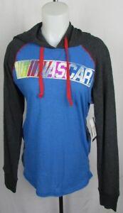 NASCAR Women's Pullover Soft Lightweight Hoodie