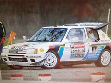 Kit 1/43 Peugeot 205 Ufficiale 85, Racing43