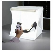 40 CM Mini LED Light Box Room Portable Studio Photo Booth