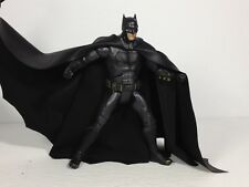 Custom Cape for Batman Regular Suit DC Multiverse Justice League BvS 1:12 Scale