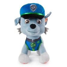 Paw Patrol Ultimate Rescue Police Rocky Plush [Blue]