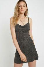 Urban Outfitters Glitter Swirl Cowl Neck Mini Dress. Medium. RRP £34