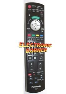 ORIGINAL Panasonic Fernbedienung N2QAYB000489 LCD TV NEUWARE