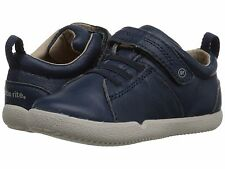 Boys Striderite Soft Navy Shoes Infant Boys Size 6 1/2 Wide