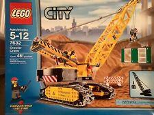 LEGO CONSTRUCTION set #7632 Crawler Crane. BRAND NEW, EXCELLENT CONDITION