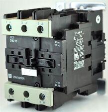 TC1-D8011-L6 - SHAMROCK CONTACTOR, 80 AMPS, 208/60 VAC, 1NO/1NC, NON-REVERSING