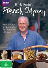 Rick Stein's French Odyssey (DVD, 2010, 2-Disc Set)