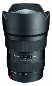 16-28mm F2.8 TOKINA NEW FF AF OPERA WIDE ANGLE ZOOM Lens for NIKON CAMERAS EF