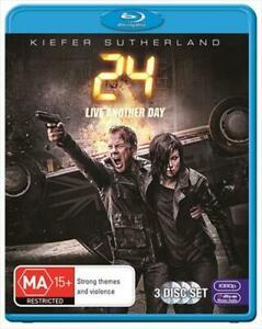24 - Live Another Day - Season 9 Blu-ray