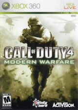 Call of Duty 4: Modern Warfare (Microsoft Xbox 360, 2007) DISC ONLY