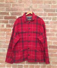 Vintage Polo Sport Ralph Lauren Mens Woolen Jacket Size Large
