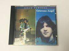 Gram Parsons - GP / Grievous Angel - German Pressing (20 Track CD)