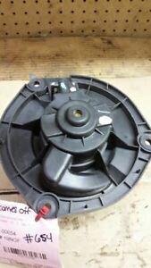Blower Motor Fits 04-11 IMPALA 176756