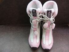 Girl's Adidas AdiGirl Pink Half Calf Boots Size 5