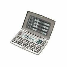 Casio Kanji English-japanese Japanese-english Electronic Dictionary 50 Sound AR