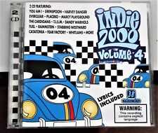 Indie 2000 - Volume 4 CD x 2 Discs 1999  Columbia – 493241 2 Rock Australia