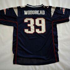 VTG Danny Woodhead Jersey - Youth XL - New England Patriots - Reebok - Away