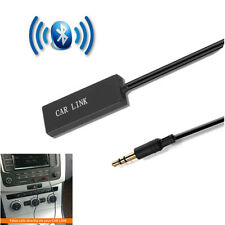 Mini Black Bluetooth Receiver 35mm Jack Bluetooth Audio Music Wireless Adapter Fits 1997 Toyota Corolla