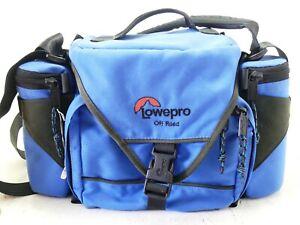 LowePro Off Road camera bag, blue EXC++ #82000