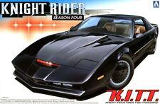 Aoshima 1/24 Scale Movie Mechanical Model Kit Knight Rider Season 4 2000 K.I.T.T