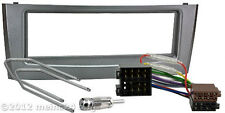 FIAT Grande Punto Linea Radio Blende Auto Einbau Rahmen Halterung Adapter ISO