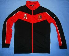 UCC MHC Cork / KUKRI  - MENS zip-up black Ice-Hockey softshell Top / Jacket. M
