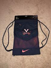 Virginia Cavaliers Nike Vapor Sling Bag Gymsack NWT