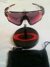 Oakley JAWBREAKER Matte Black with Red Lens - 9290-2031
