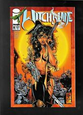 Witchblade 9 1996 Image Tony Daniel Pirate Variant cover very fine - near mint