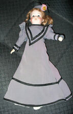 """14"""" ANTIQUE GERMAN BISQUE,  DOLL, GERMANY 275.14 HEUBACH"""