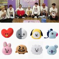 Plush Toy Pillow Doll Cushion For BTS TATA SHOOKY RJ KOYA CHIMMY COOKY MANG