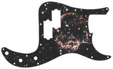 P Bass Precision Pickguard Custom Fender 13 Hole Guitar Pick Guard Supernova