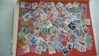 2010  - lot 100 timbres seconds USA