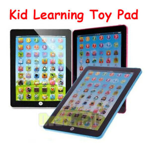 Tablet Ipad Computer IQ Training Educational Game Learning Study Toys Kid Laptop