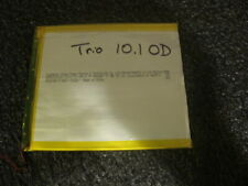 TRIO PRO-BOOK 10.1 OD  - battery replacement