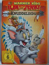 Tom & Jerry - Knuddeldidu Kinder Kult - kleine Indianer, Ferien, Babysitter Baby