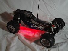 Traxxas Rustler / Bandit Version 2 (VXL / XL-5 / etc) LED underglow kit - RED