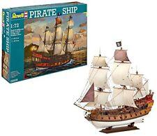Revell Rv5605 Pirate Ship Kit 1 72 Modellino
