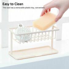 Sponge Sink Tidy Holder Kitchen Bathroom Storage Rack Strainer Organizer Tools