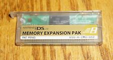 Nintendo Ds Lite Memory Expansion Pack Official #A74
