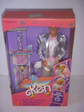 Vintage 1988 Mattel, Super Star Ken Doll #1535, Barbie, Sealed NRFB!