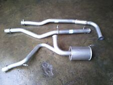 LAND ROVER DEFENDER 90 300TDi 01/94-1995 COMPLETE DE-CAT SPORTS EXHAUST SYSTEM