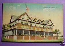 RIVERSIDE INN, HOOKSETT, NH POSTCARD 1910