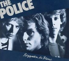 Police : Reggatta De Blanc CD (1990)