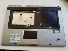 asus x50n laptop touchpad palmrest topcase original