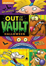 DVD Out of the Vault Halloween Collection NEW 10 Nickelodeon Episodes