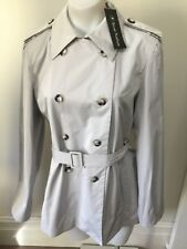 SZ 14 TRENT NATHAN COAT JACKET NWT $359 *BUY FIVE OR MORE ITEMS GET FREE POST