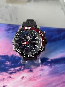Citizen Promaster Marine Aqualand Eco Drive ISO6425 Taucheruhr-Chrono BJ2167-03E