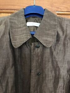 WINDSMOOR : Tan/Chocolate Ladies Jacket : Size 18
